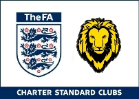 FA and Sheen Lions Logo